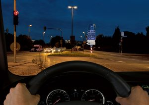 1_Night vision with Road